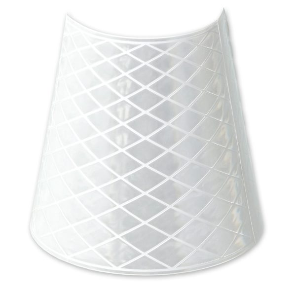 White Cone Sleeve 150mm