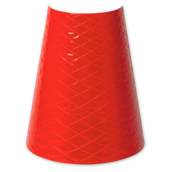 Red Cone Sleeve 250mm