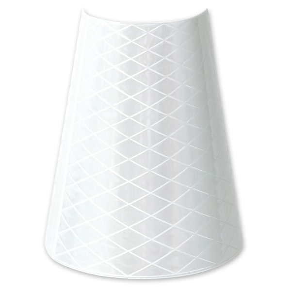 White Cone Sleeve 250mm