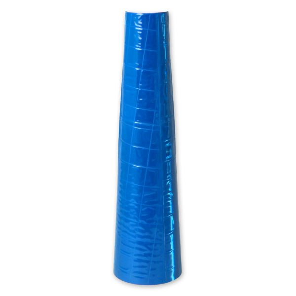 Blue Stackable Bollard Sleeve