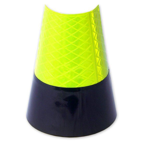 Black Yellow Cone Sleeve 250mm