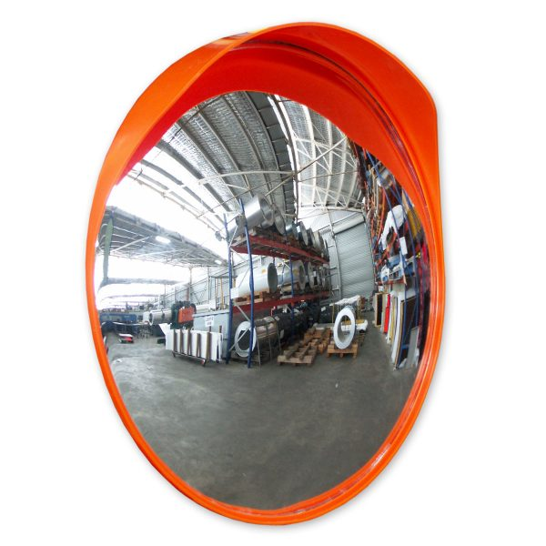 Convex Mirror 450mm Stainless Steel