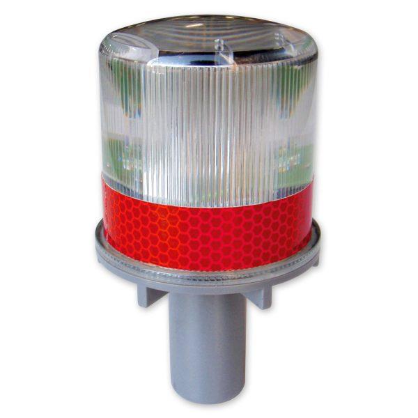 Red Solar Warning Beacon