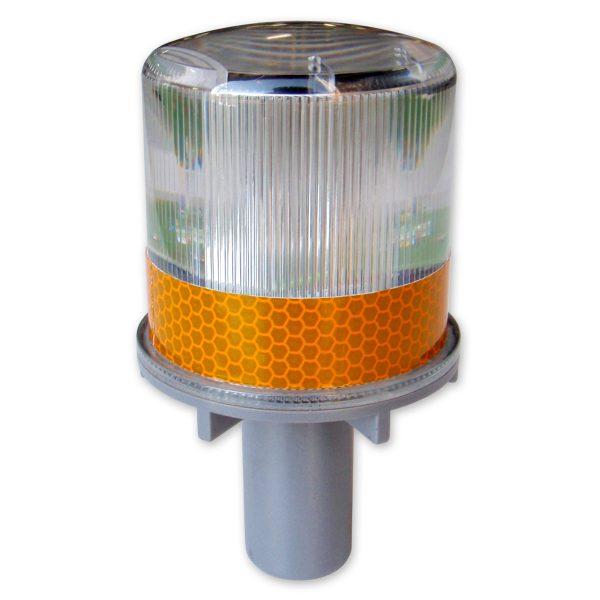 Orange Solar Warning Beacon