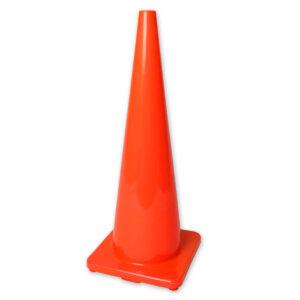 Orange Traffic Cone 900mm
