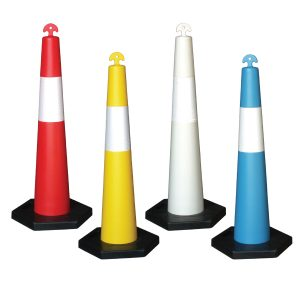 hivis-1000mm-stackablebollards